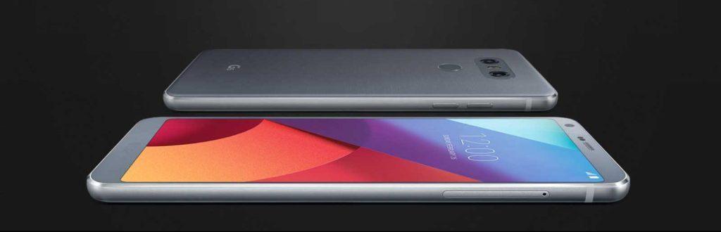 Revelado el precio de lanzamiento del LG G6 en Europa 1