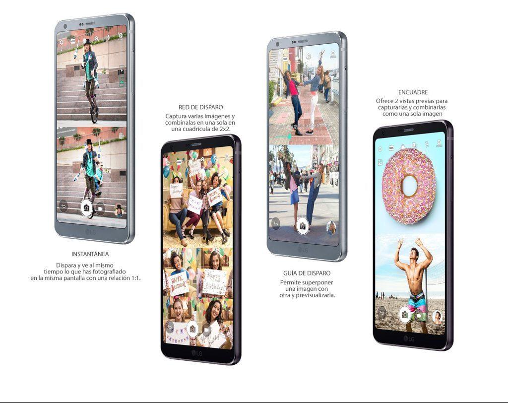 LG G6, primeras impresiones tras su toma de contacto 1