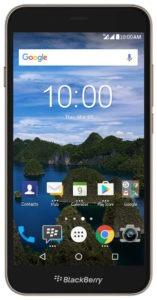 Blackberry muestra Aurora, su primer dispositivo no producido por la marca 1
