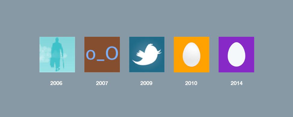 """Adiós a los """"huevos"""" de Twitter, tenemos nueva imagen de perfil por defecto 1"""