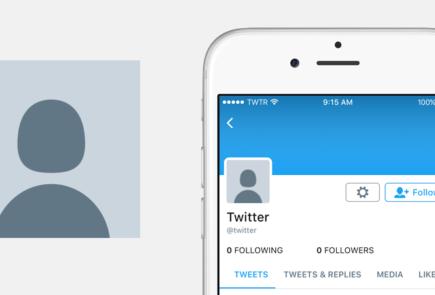 Nuevo Avatar twitter