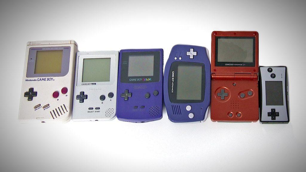 Game Boy Varios