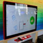 Google nos da fecha de lanzamiento y coste de la Jamboard, la alternativa a la Surface Hub 6