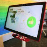 Google nos da fecha de lanzamiento y coste de la Jamboard, la alternativa a la Surface Hub 2