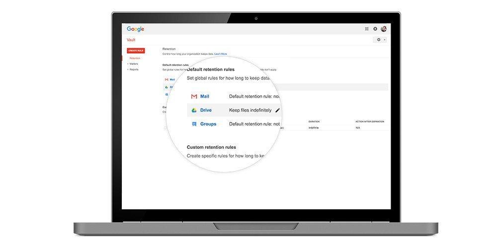 Google anuncia un montón de novedades para Drive orientado al sector empresarial 3