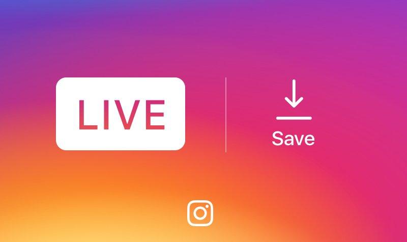 Instagram ya permite guardar los vídeos en directo 1