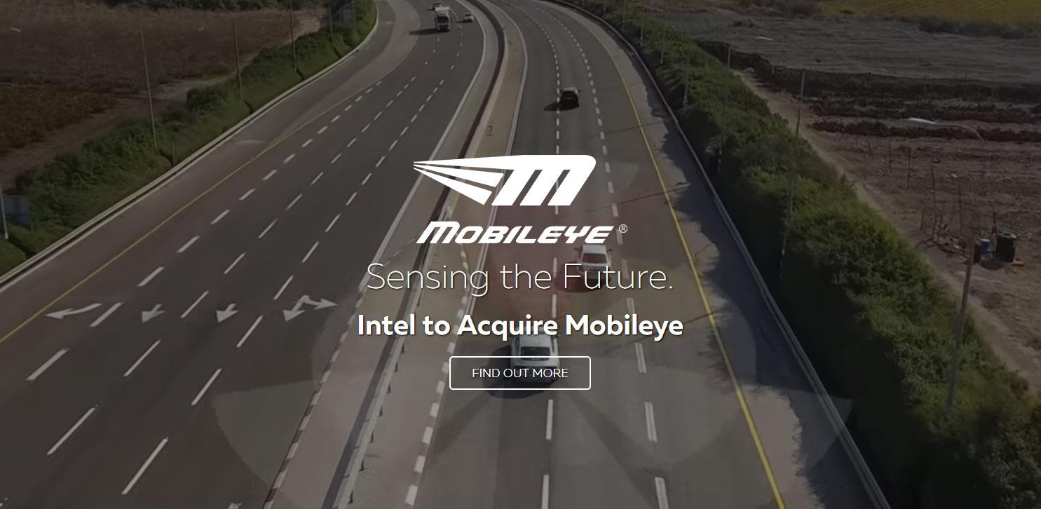 Mobileye - intel
