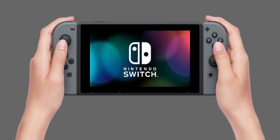 Vendida la primera oleada de unidades del Nintendo Switch 1