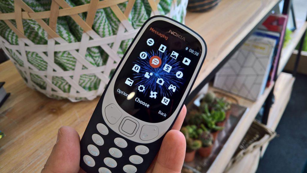 Nokia 3310, saldrá en España por 59.90€ a finales de Mayo, ya en pedido anticipado 1