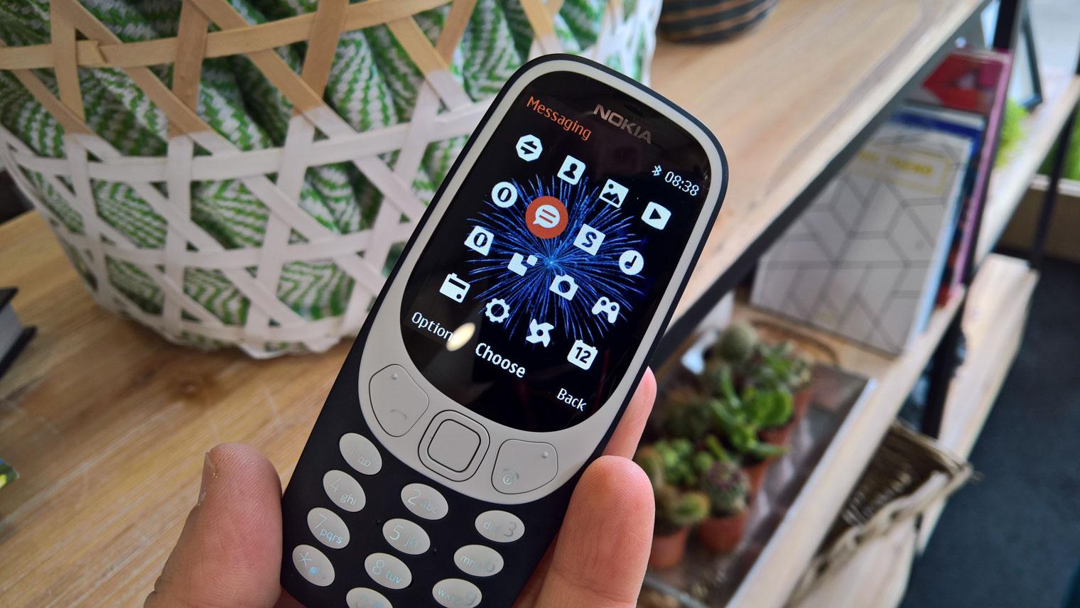 El Nokia 3310 estaría cosechando un buen ritmo de reservas 1
