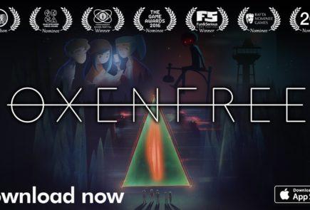 Oxenfree iOS