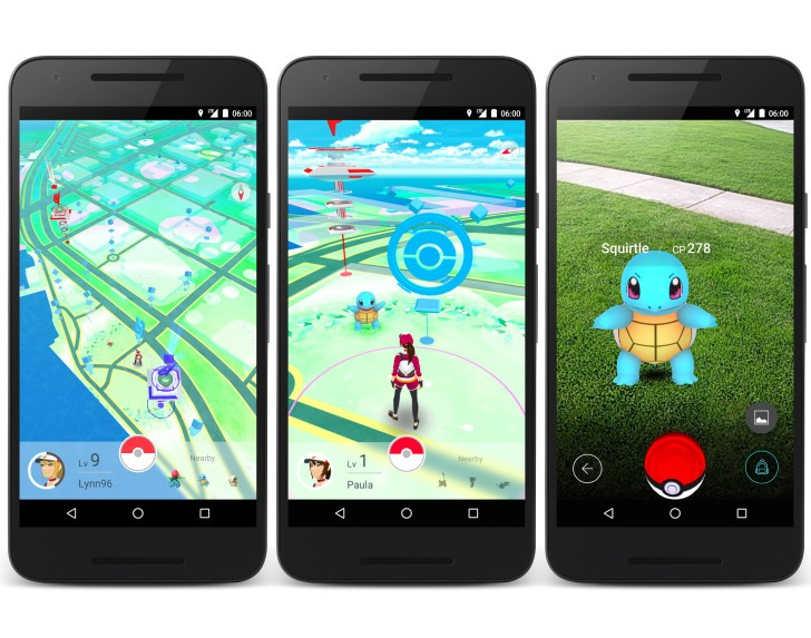 Pokémon GO añadirá intercambios y batallas en un futuro próximo 2