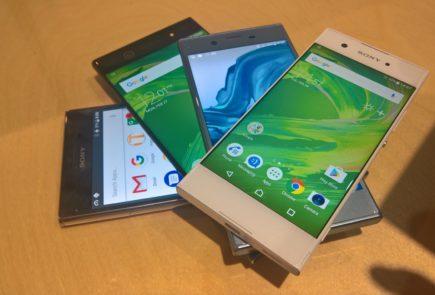 Sony renueva su gama Xperia en el MWC y os la mostramos en vídeo 3