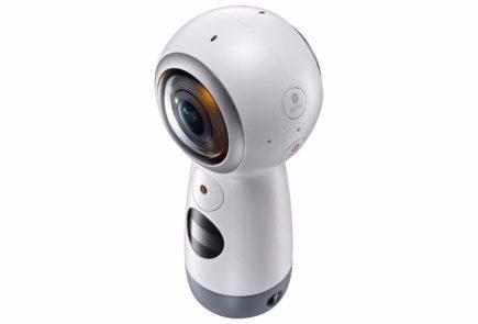 Samsung renueva su cámara Gear 360 con resolución 4K y streaming 2