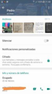 WhatsApp se actualiza y los estados ya están disponibles para todos en Android 2