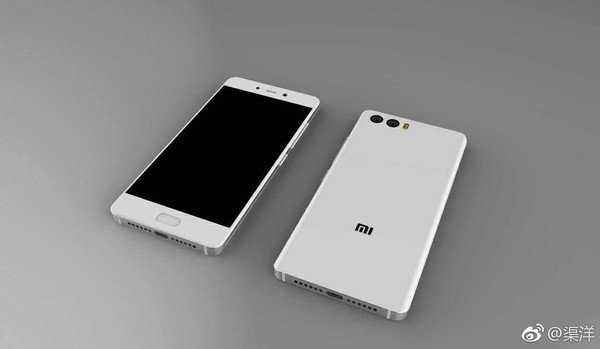 Xiaomi Mi6 blanco