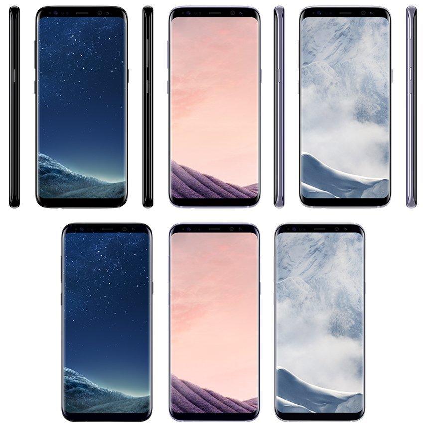 colores galaxy s8