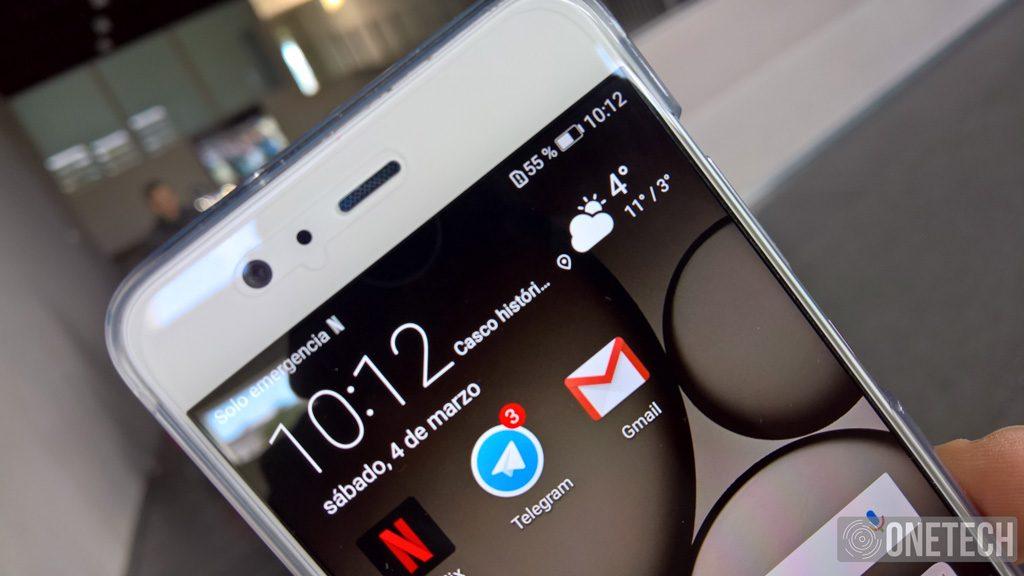 Huawei P10 - copias de seguridad