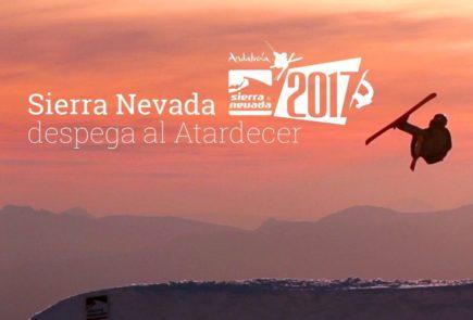 Drones DJI en Sierra Nevada
