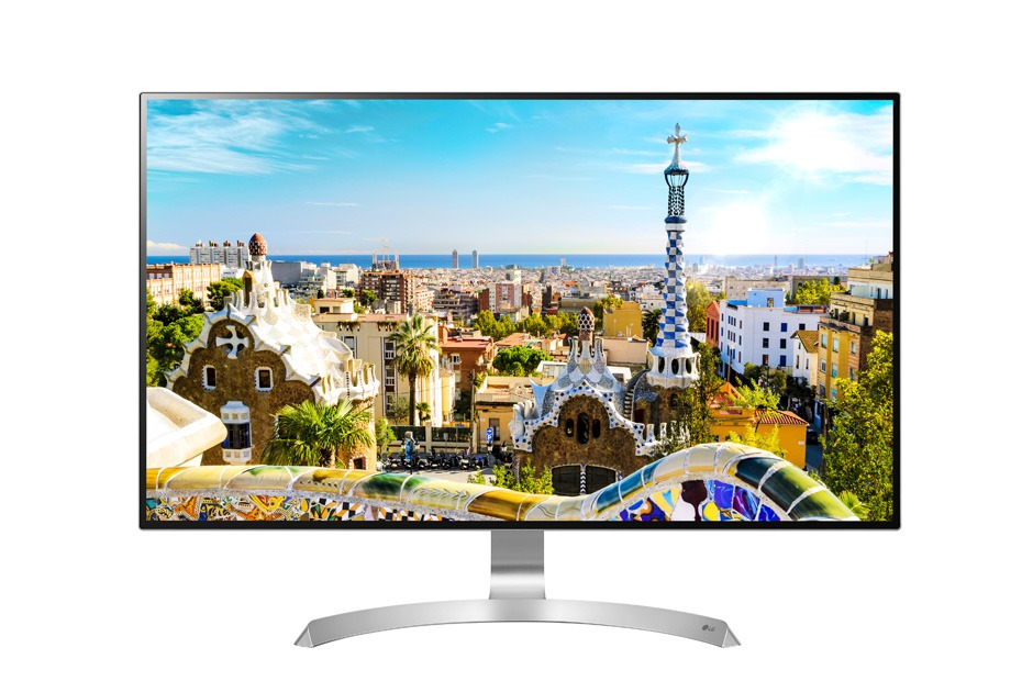 LG monitor 4K