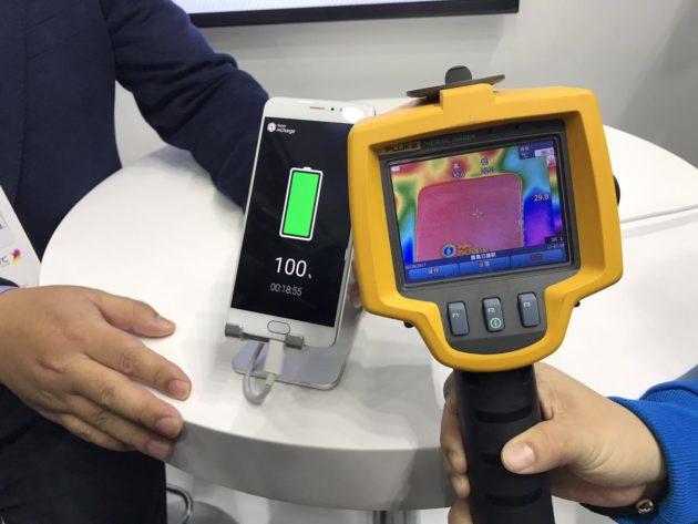 Meizu nos muestra como en 20 minutos tendremos la batería cargada al 100% 2