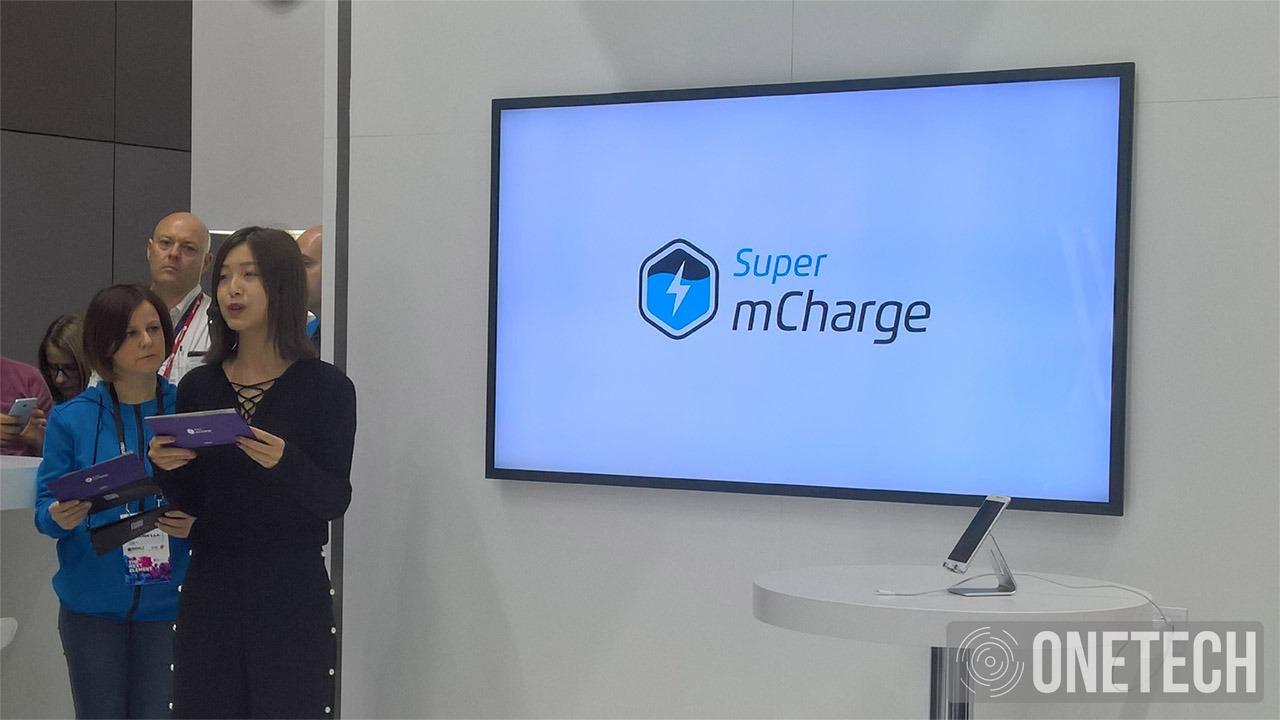Meizu nos muestra como en 20 minutos tendremos la batería cargada al 100% 1