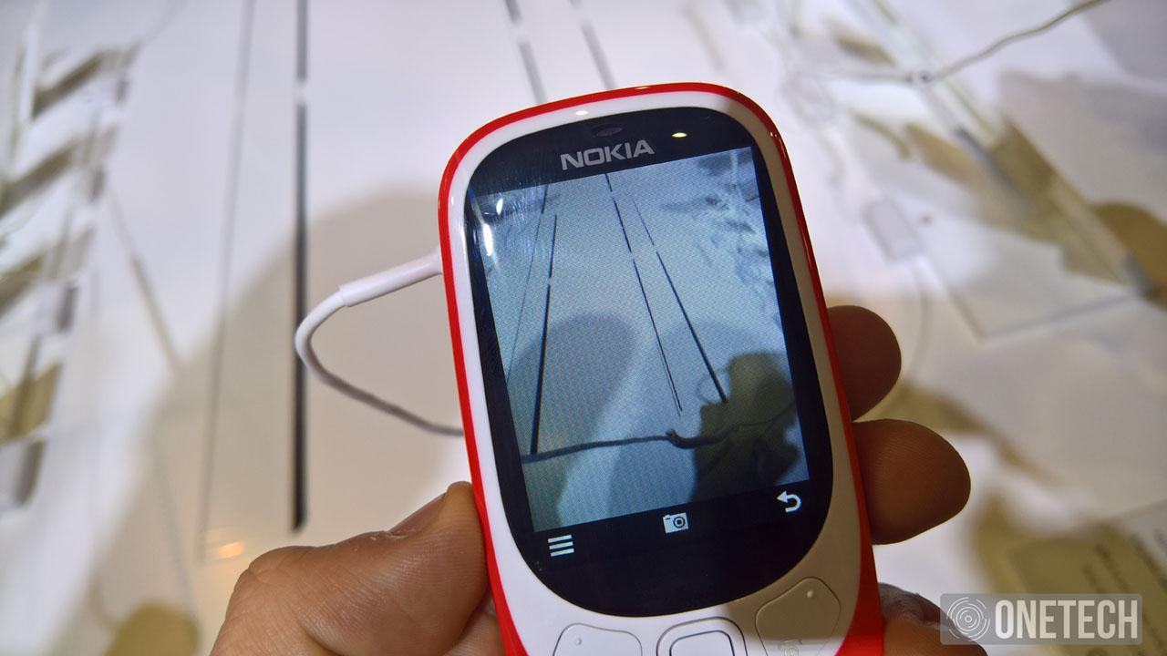 Nokia 3310 Rojo Calido