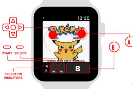 Consiguen hacer funcionar el clásico Pokemon Amarillo en el Apple Watch 2