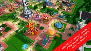 RollerCoaster Tycoon Touch, ya disponible para iOS y Android 4