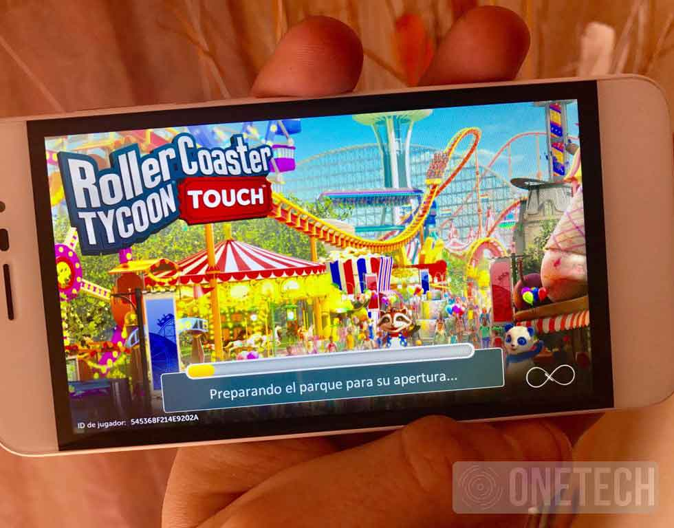 RollerCoaster Tycoon Touch, ya disponible para iOS y Android 1