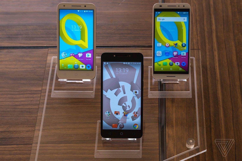Alcatel prepara su rango de dispositivos móviles de gama media tipo modulares 1