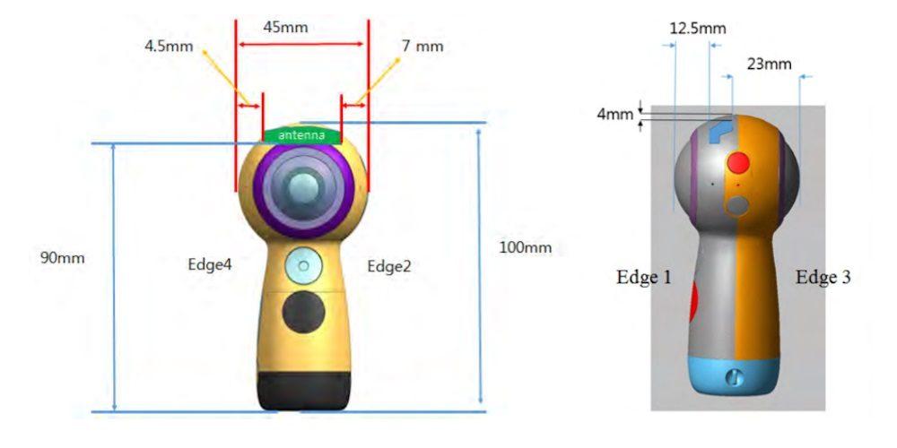 Samsung Gear 360 FCC