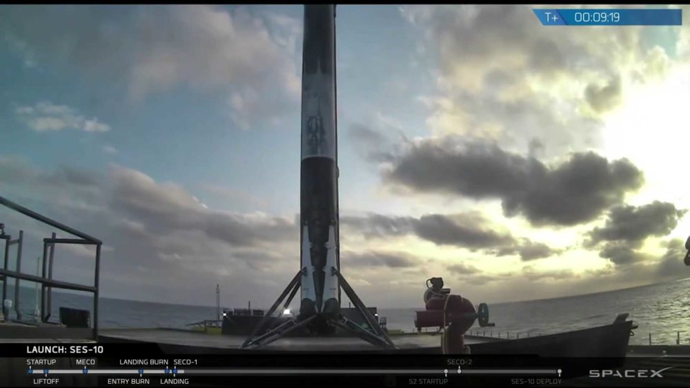 spacex historico
