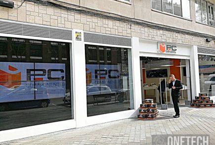 Tienda PCComponentes Madrid