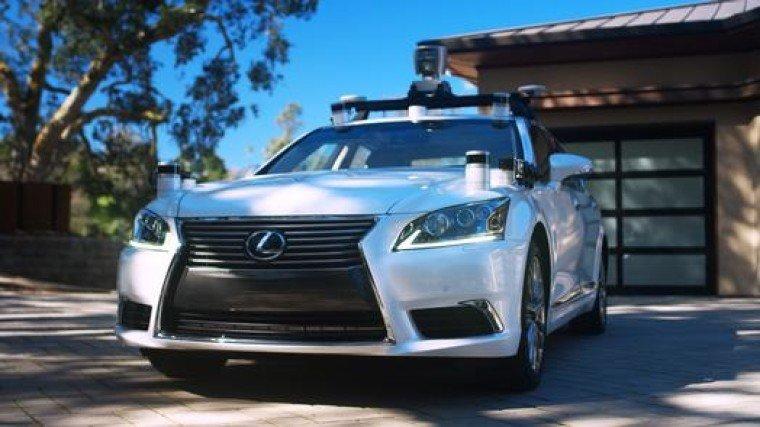 Toyota se une a las marcas que con coches autonomos mostrando su primer modelo 1
