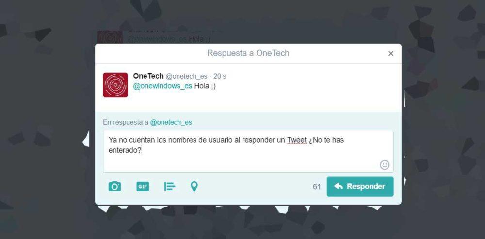 Twitter anuncia cambios en la forma cómo se mostrarán las menciones
