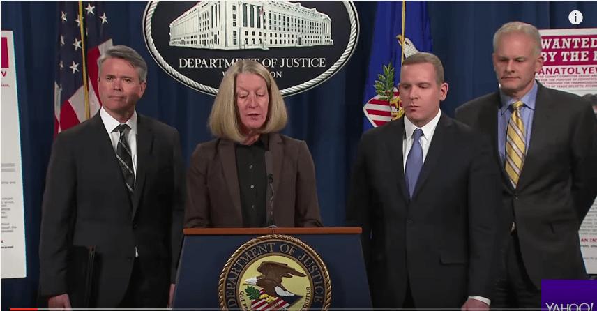Agentes rusos habrían contratado criminales para hackear cuentas en Yahoo 1