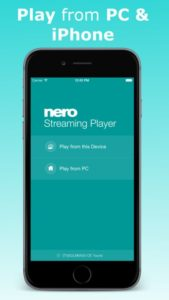 Nero Streaming Player App 2
