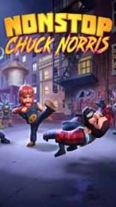 Nonstop Chuck Nurris, el juego de acción ideal para asertar la patada giratoria 2