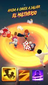 Nonstop Chuck Nurris, el juego de acción ideal para asertar la patada giratoria 3