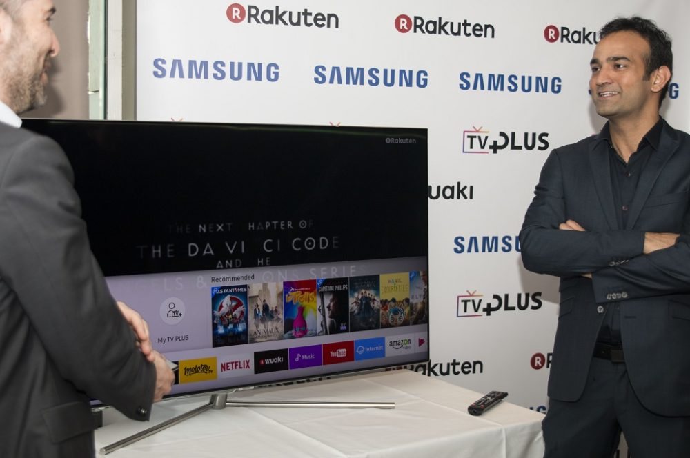 Samsung Rakuten Wuaki