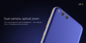 Xiaomi Mi 6 anunciado, estas son sus especificaciones y precio 2