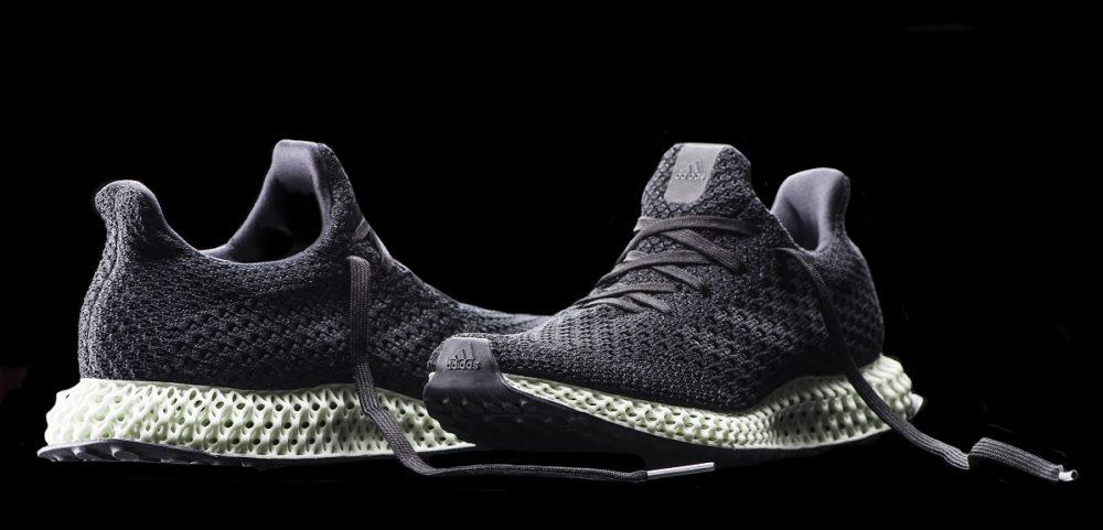 Adidas apuesta por la producción en masa de zapatillas mediante impresión 3D 1