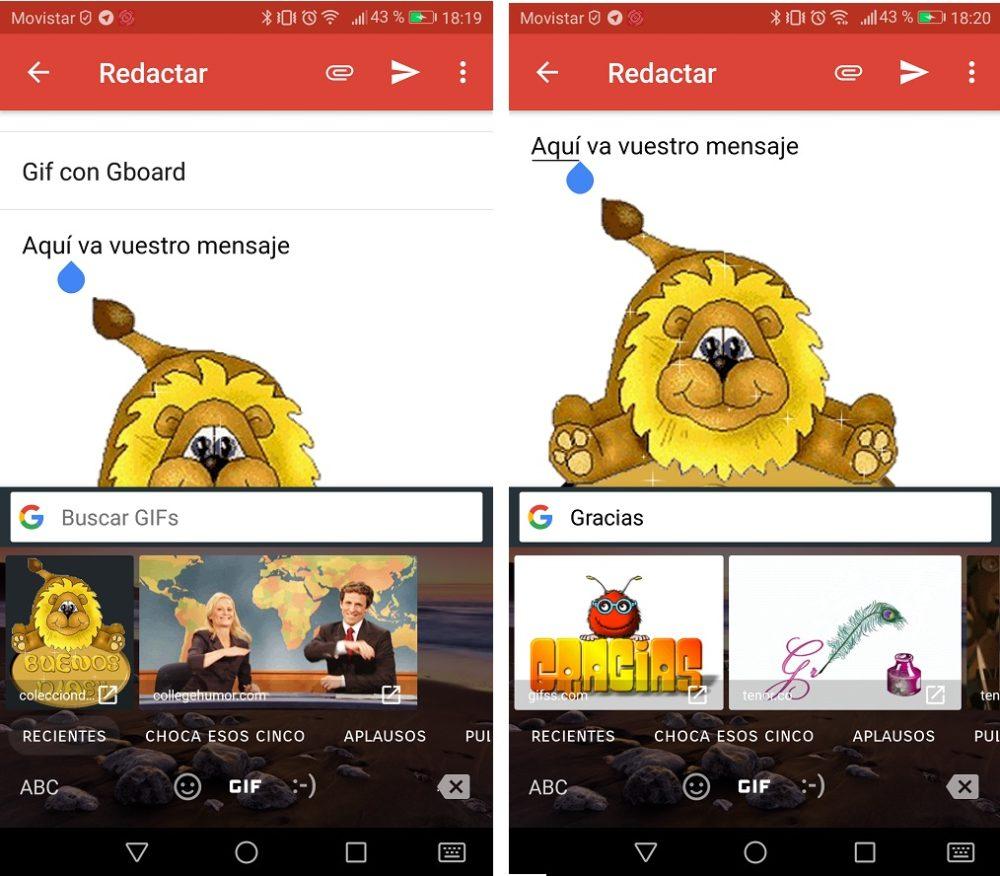 gif gmail gboard