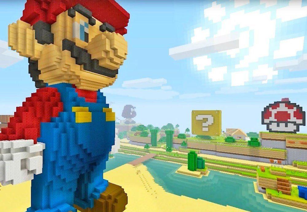 Minecraft Nintendo Switch Edition llegará el 11 de mayo 2