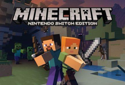 Minecraft: Nintendo Switch Edition recibirá el Bedrock Engine este 21 de junio 2