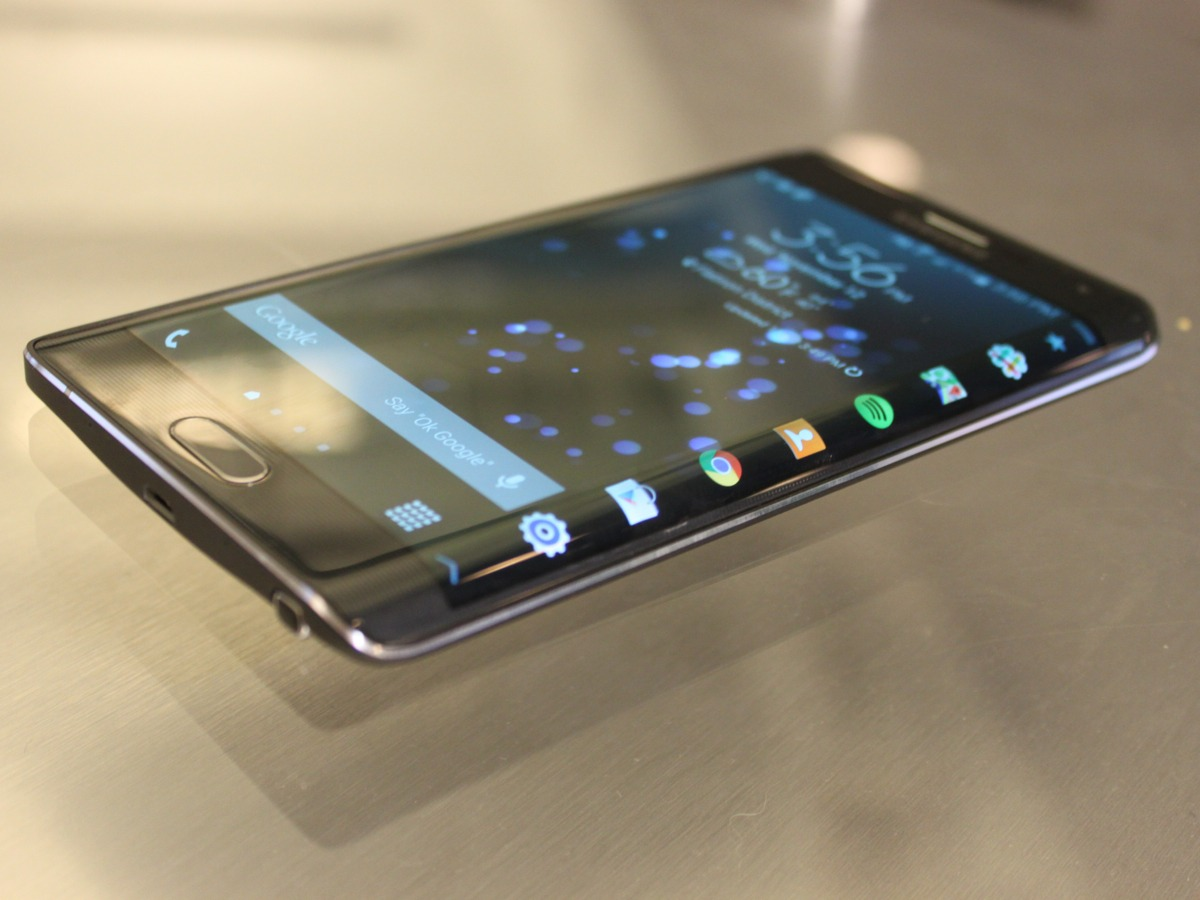 Google apostará por la pantalla curva para el nuevo Pixel 1