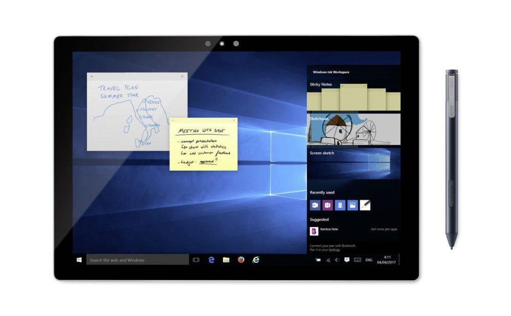 Bamboo Ink - Sticky Notes - Surface Pro 4