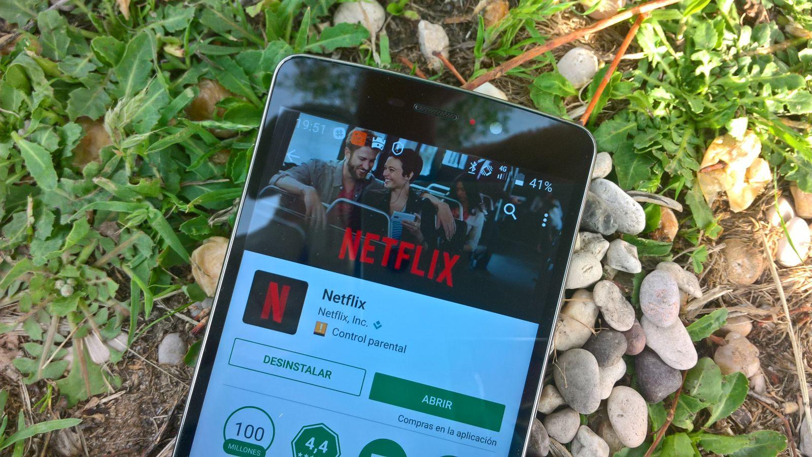 Netflix no permite que instales su aplicación en móviles rooteados 1