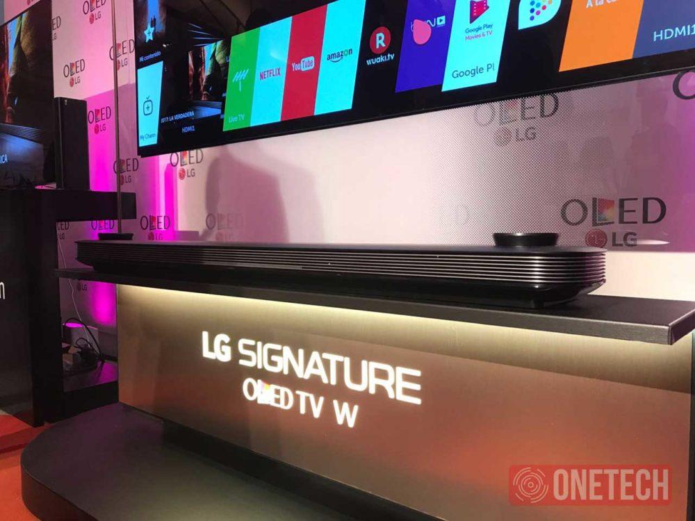 LG nos presenta junto a Netflix sus nuevos televisores OLED 4